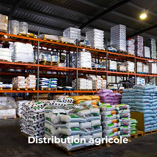 Distribution agricole